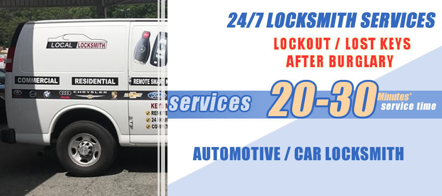Commercial locksmith Norcross