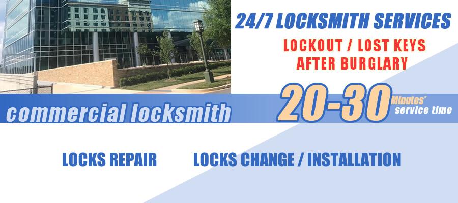 Commercial locksmith Norcross